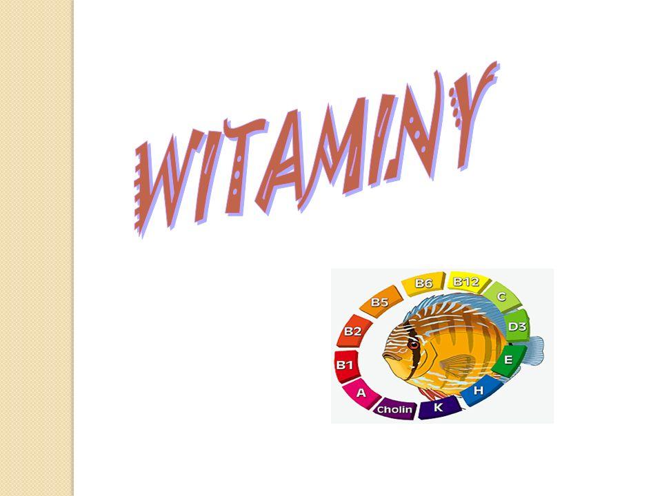 Nazwa: Kwas foliowy Dzienne zapotrzebowanie: 0,1-0,2 mg Najbogatsze źródła witamin: pomidory, buraki, awokado buraki pomidory awokado Jest niezbędna do syntezy kwasów nukleinowych, odpowiada za prawidłowy rozwój płodu Rola:
