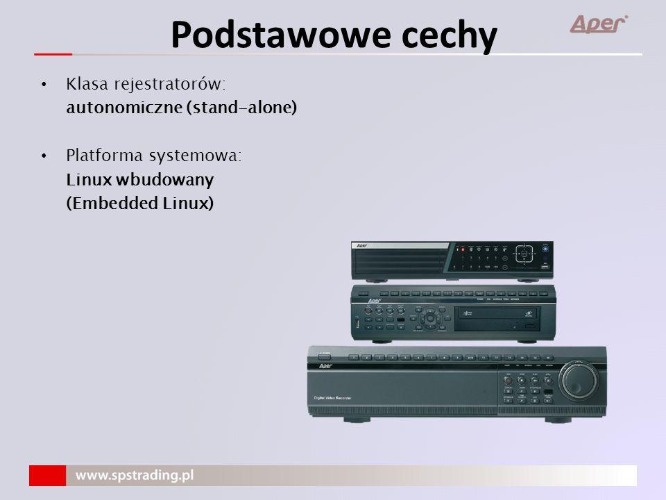 Polskie menu Graficzny interfejs Intuicyjna obsługa Łatwa konfiguracja