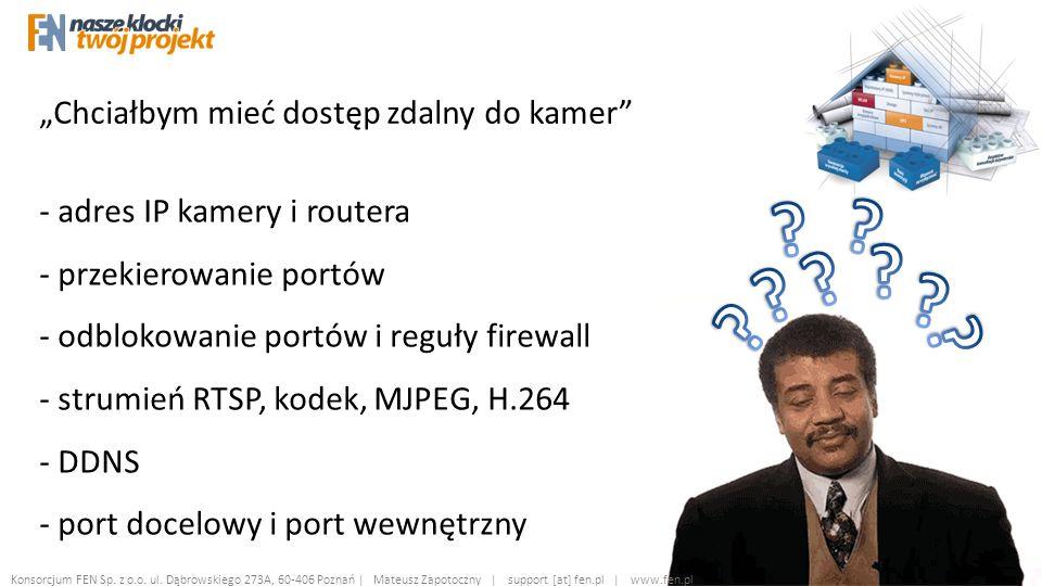 Konsorcjum FEN Sp.z o.o. ul.