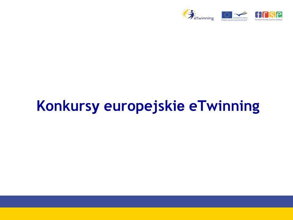 Konkurs y europejski e eTwinning