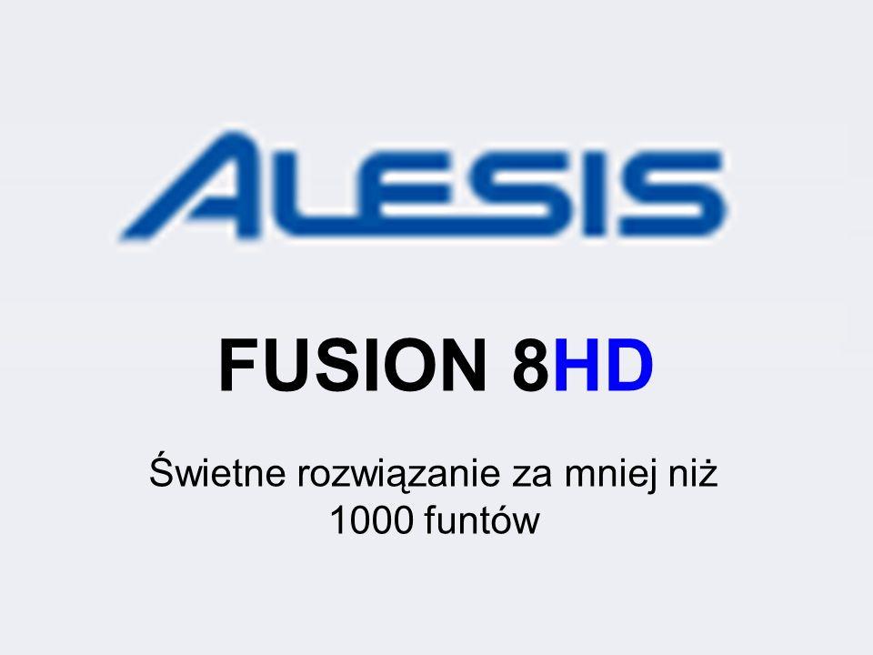 FUSION 8HD Świetne rozwiązanie za mniej niż 1000 funtów