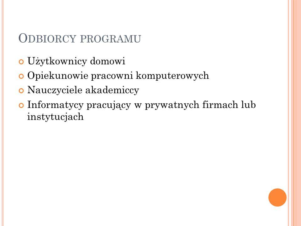 O PIS ŚRODOWISKA CZ.1