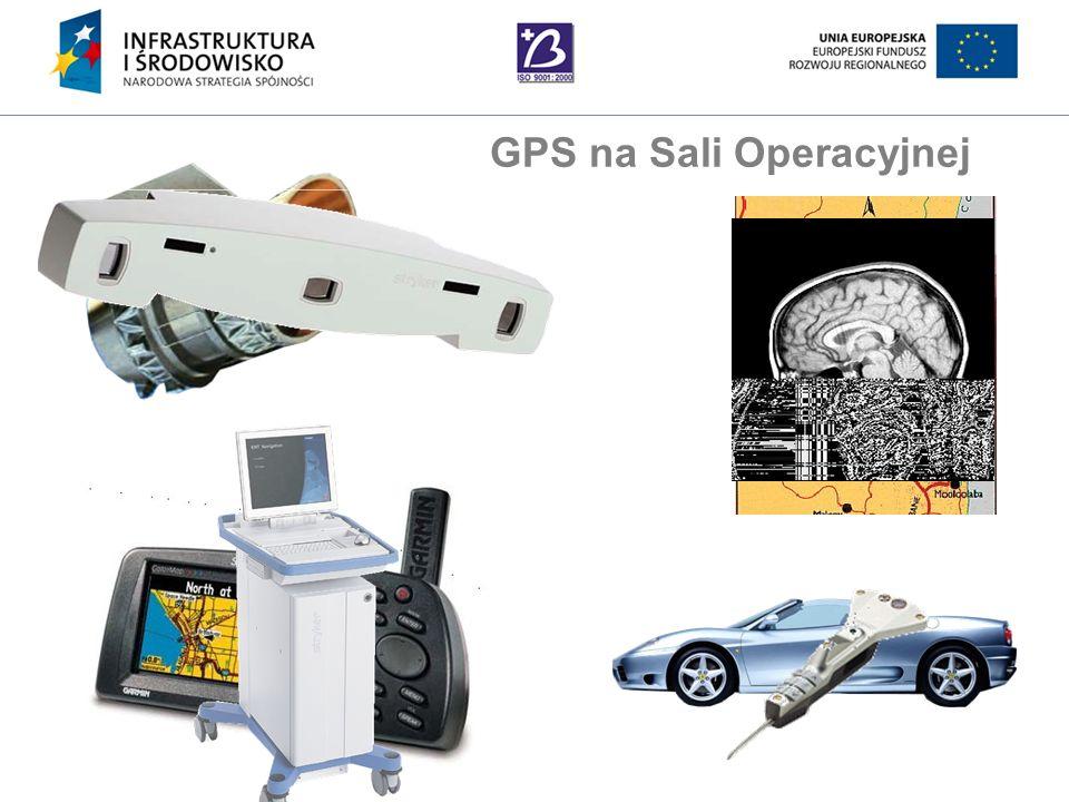 Navigation Training & Education Internal Use Only Przestrzeń robocza systemu – sfera o średnicy 1.25m Dokładność systemu < 1mm/1˚ SYSTEM NAWIGACJI