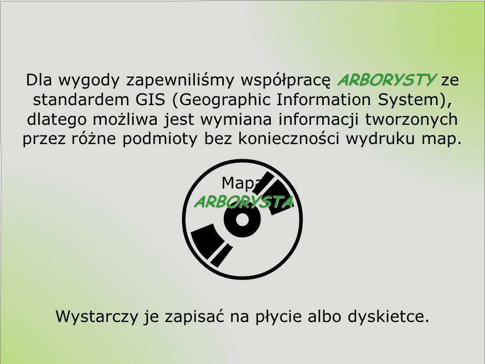 Nasz program wymaga: ARBORYSTA2.0 komputera, a kawę i tak możesz wypić monitora,