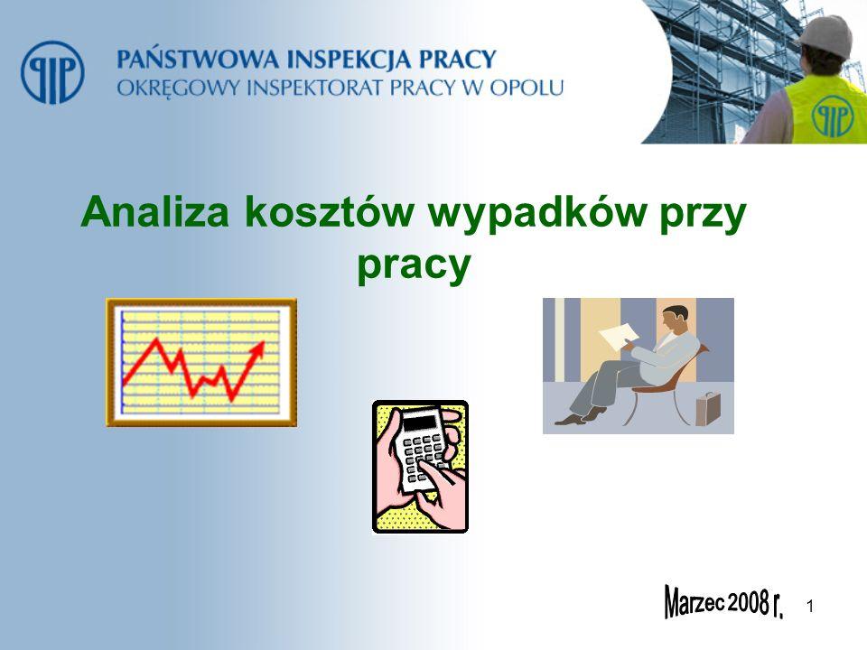 2 Struktura wydatków z funduszu ubezpieczenia wypadkowego ZUS - 2004 r.
