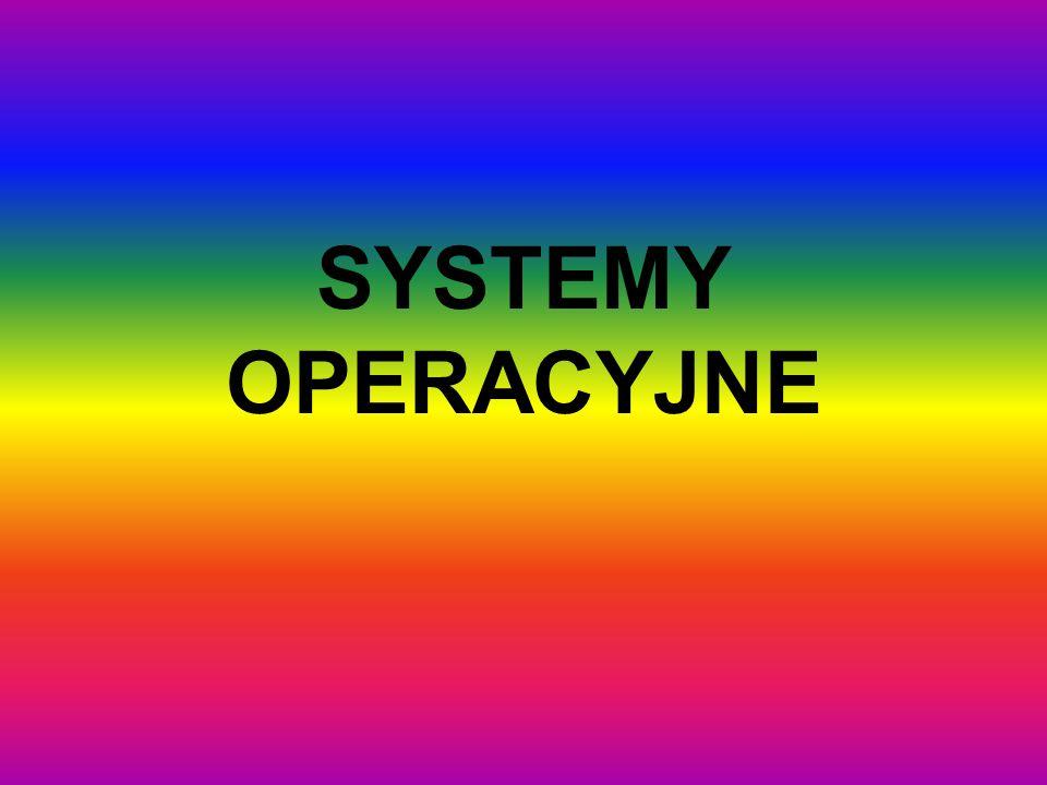 z/OS Z/OS jest 64 bitowym serwerowym systemem operacyjnym należącym do firmy IBM.