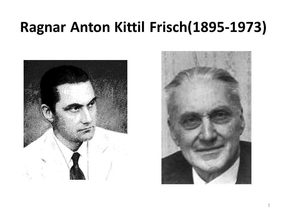 Ragnar Anton Kittil Frisch(1895-1973) 3