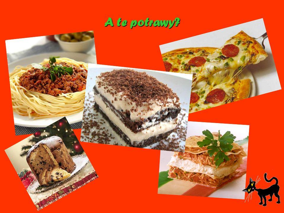 Proste! To cucina italiana!
