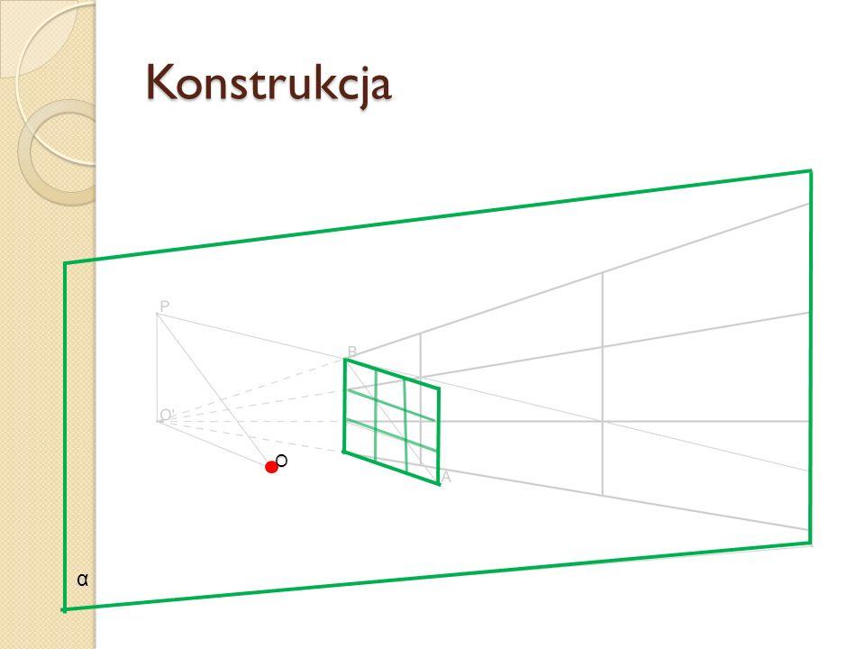 Konstrukcja α O