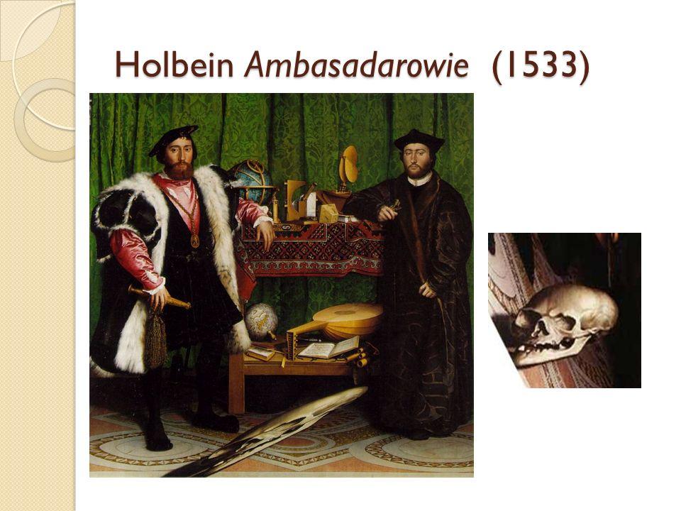 Holbein Ambasadarowie (1533)