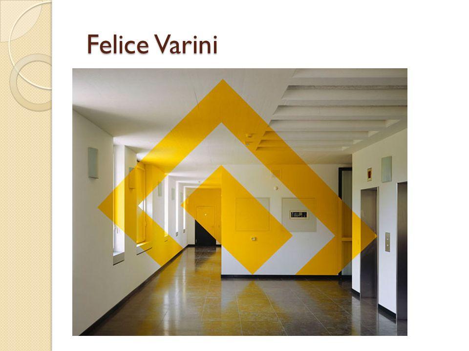 Felice Varini Felice Varini