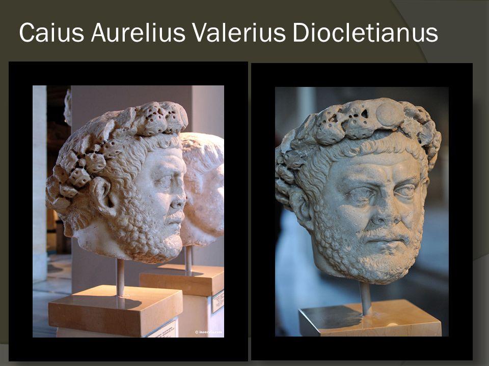 Caius Aurelius Valerius Diocletianus
