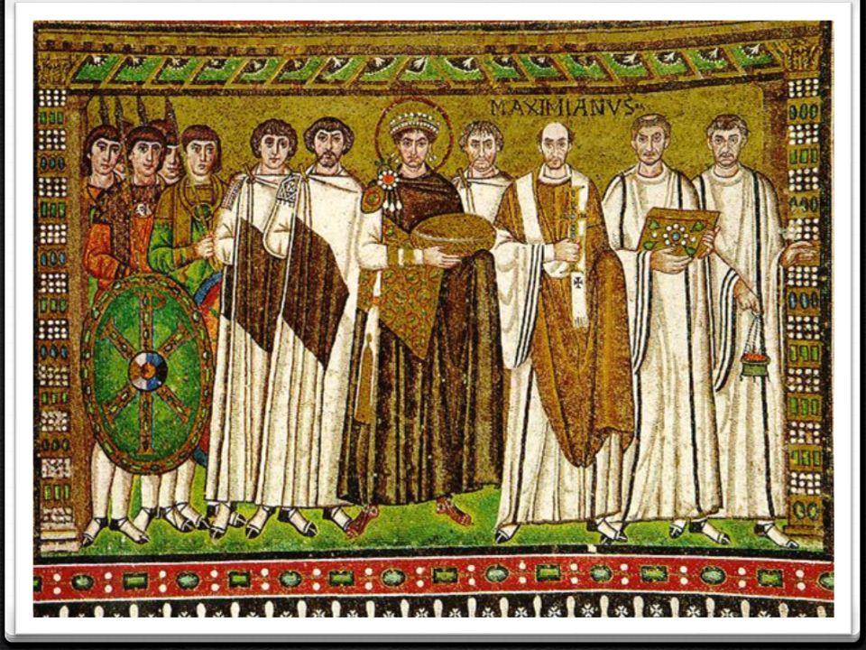 Justynian (ok. 547 po Chr.)