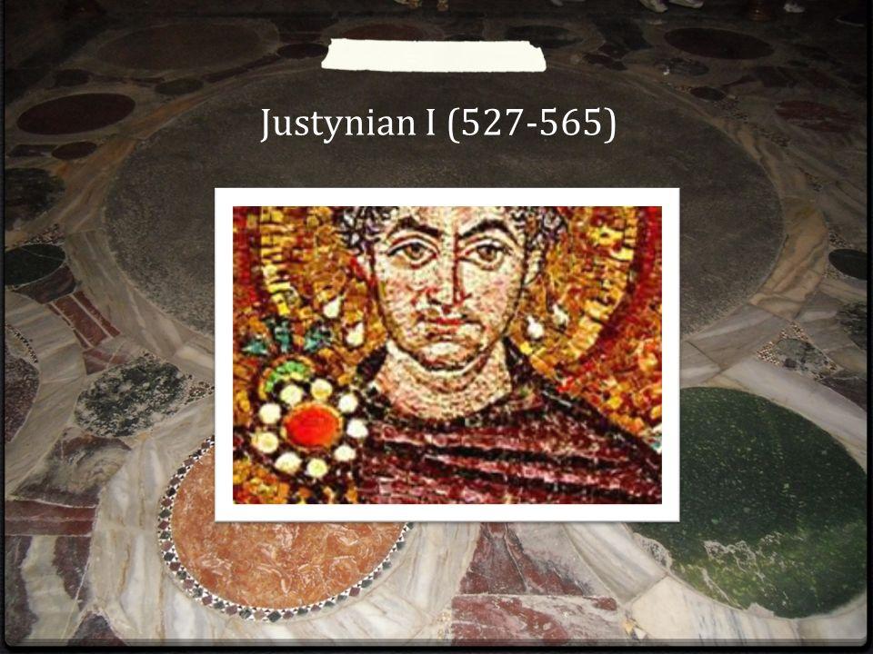 Justynian I (527-565)