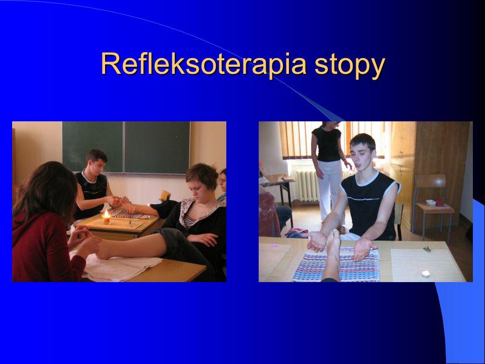 Refleksoterapia stopy