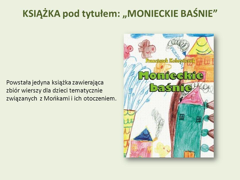 opracowanie programu uroczystości, przygotowanie, wspólnie z nauczycielami monieckich szkół, części artystycznej - prezentującej wiersze F.