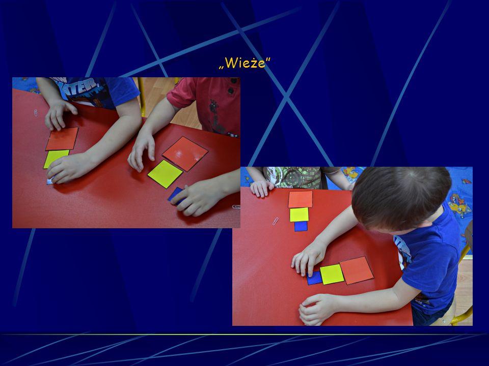 Matematyka sensoryczna Sesja 9 Wieże