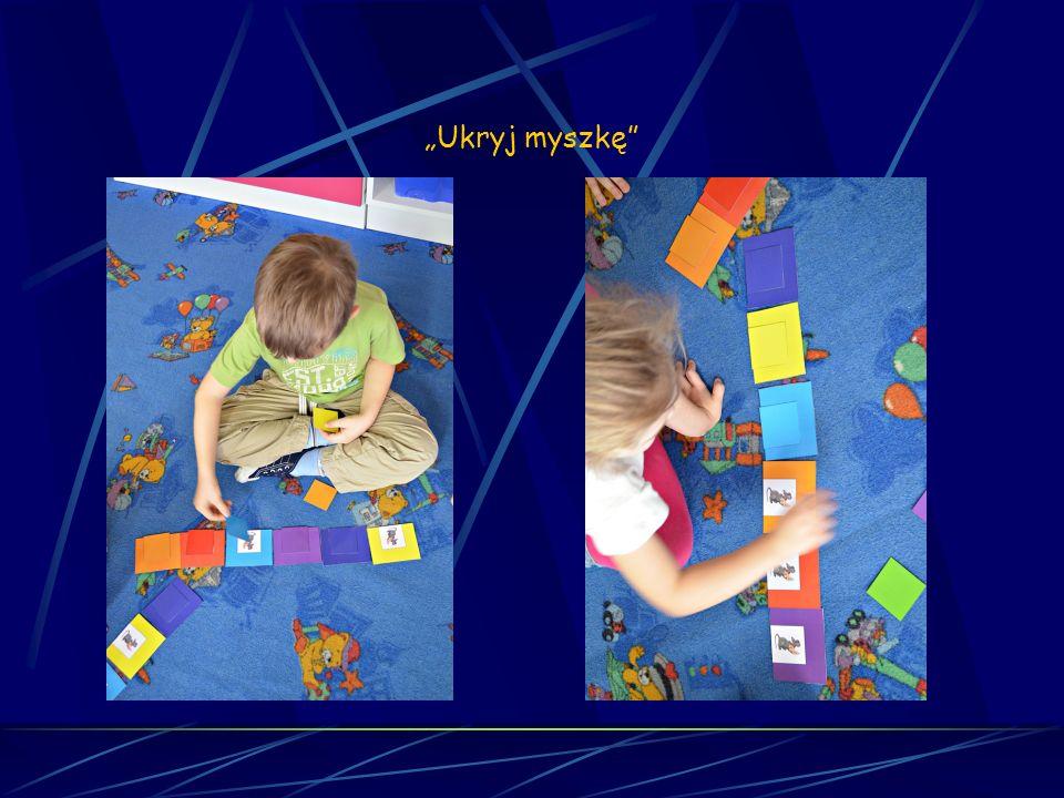 Matematyka sensoryczna Sesja 1 Ukryj myszkę