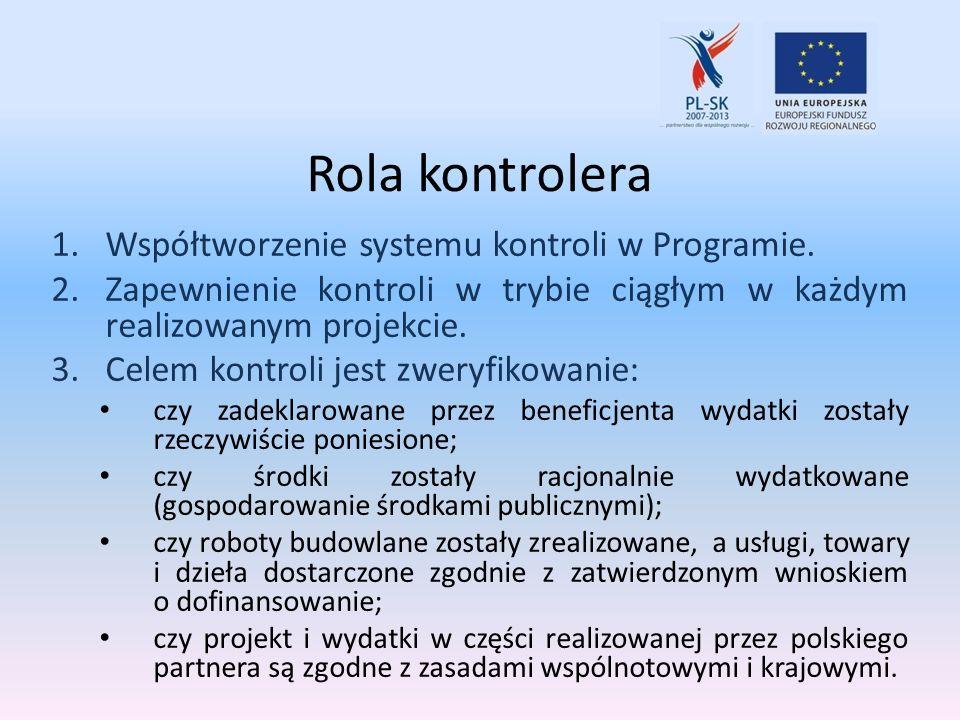 Stan wdrażania Programu w województwie 26 Partnerów zrealizowało lub wciąż realizuje 25 projektów.