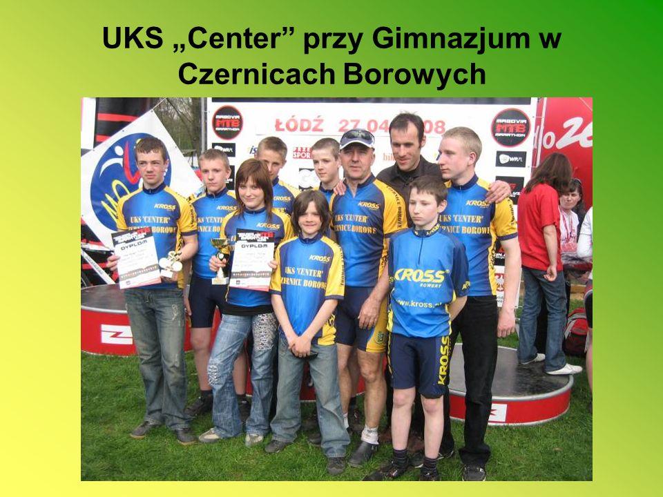 UKS Center przy Gimnazjum w Czernicach Borowych
