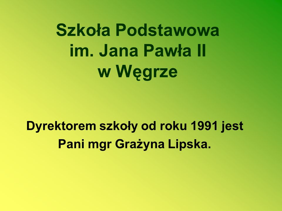 Szkoła Równych Szans Dotacja z funduszy Unii Europejskiej wynosiła 206 000 zł.