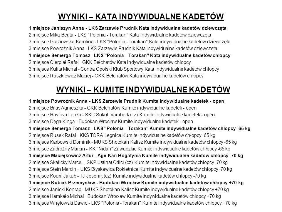Najlepsza Zawodniczka Zawodów Agnieszka Szumlańska z KKS Tora - Legnica Zdobyła 2 złote medale i 1 brązowy