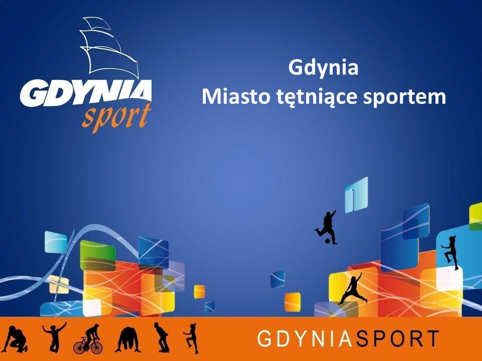 Gdynia Miasto tętniące sportem