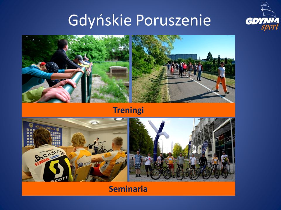 Gdyńskie Poruszenie Treningi Seminaria