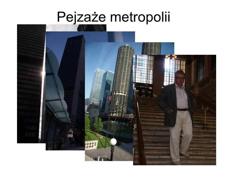 Pejzaże metropolii