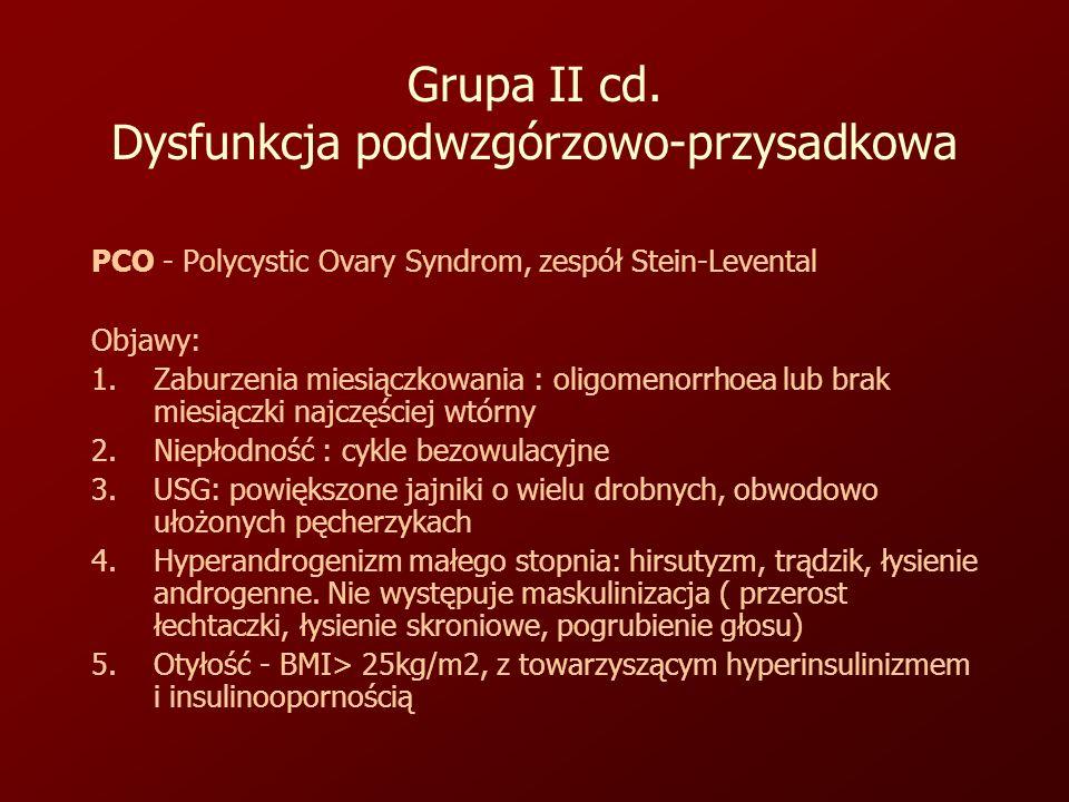 Grupa II cd.