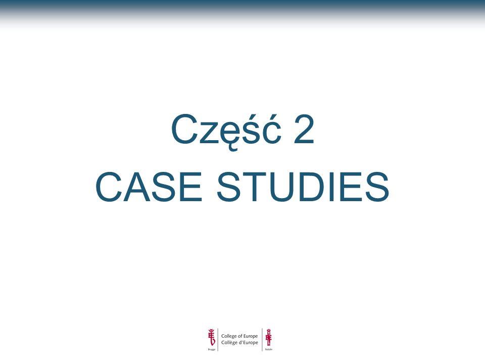 Część 2 CASE STUDIES