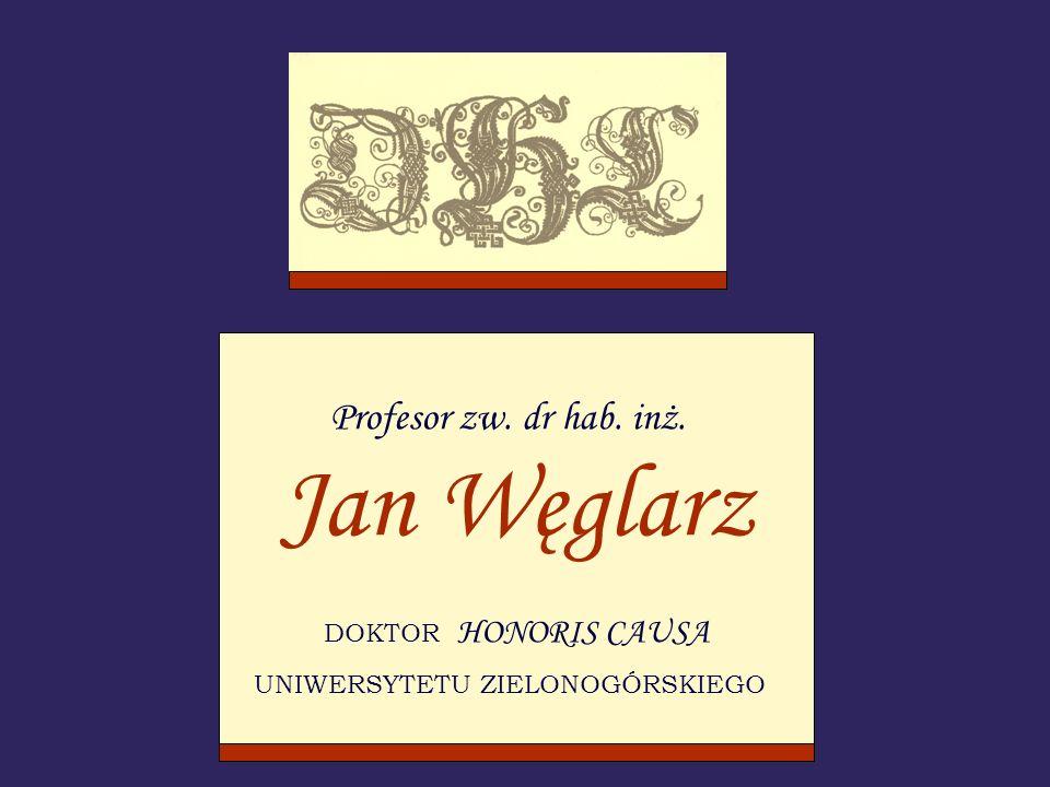 ŻYCIORYS ZAWODOWY Profesor doktor habilitowany, urodzony w 1947 roku w Poznaniu.
