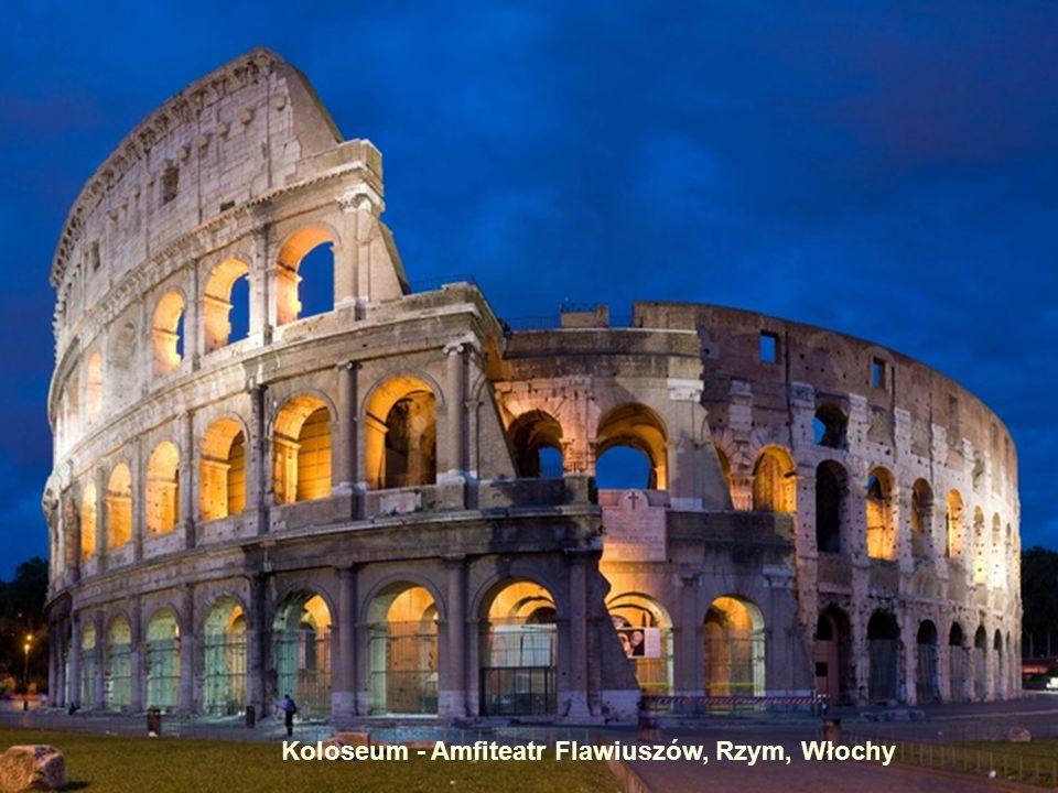 Amfiteatr rzymski w Trewirze, NiemcyRzymski stadion w Płowdiw, Bułgaria Amfiteatr rzymski Kom el-Dikka, Aleksandria, Egipt