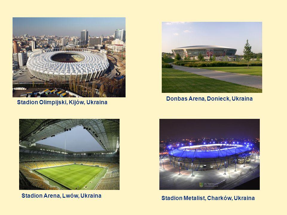 STADIONY PIŁKARSKIE EUROPY Stadion Camp Nou, Barcelona, Hiszpania Stadion Wembley, Londyn, Wielka Brytania Stadion Old Trafford, Manchester, Wielka Brytania Stadion Alianz Arena, Monachium, Niemcy