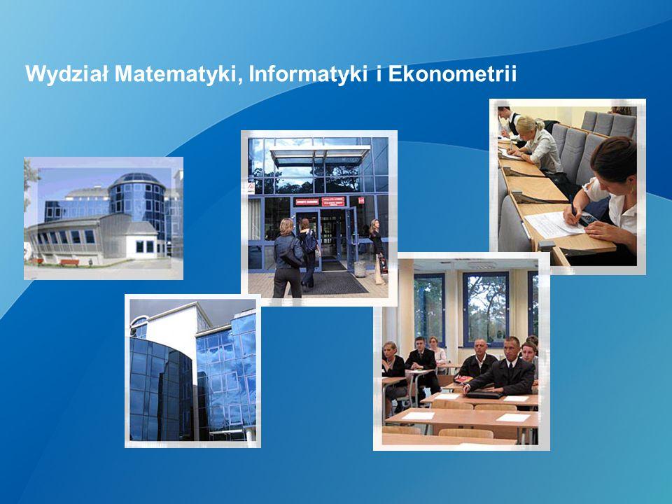 Wydział Matematyki, Informatyki i Ekonometrii
