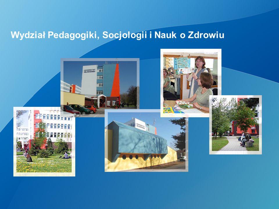 Wydział Pedagogiki, Socjologii i Nauk o Zdrowiu