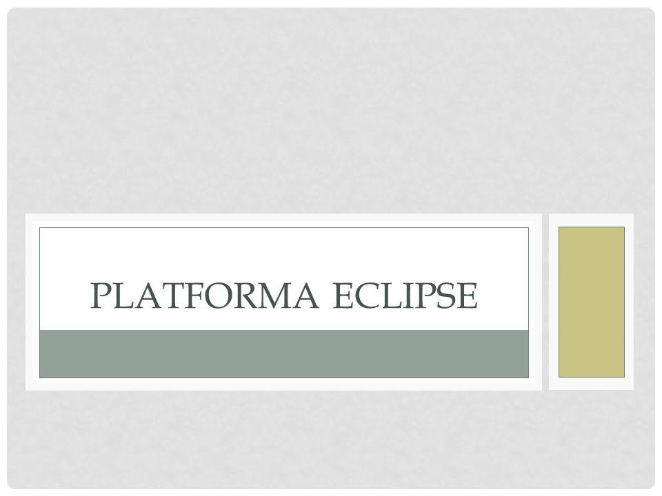 WPROWADZENIE Opis projektu IDE do wszystkiego i do niczego w szczególności Wielopłaszczyznowy rozwój projektu Praktyczna podstawa do praktycznie każdego rodzaju Aplikacji Struktura platformy Historia Platformy oraz fundacji Eclipse Wytwór firmy IBM Rok 2004 powstanie fundacji Eclipse Licencja Eclipse Public License Coroczny zbiór projektów
