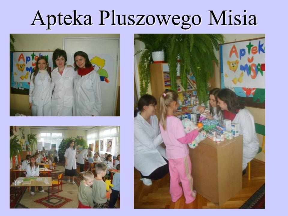 Apteka Pluszowego Misia
