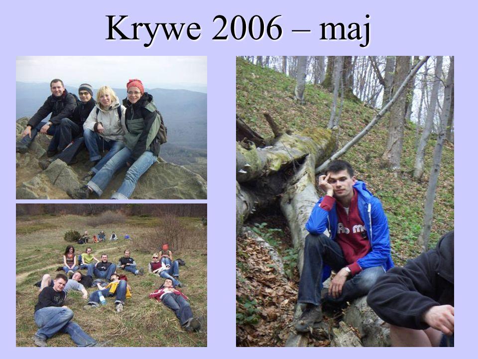 Krywe 2006 – maj