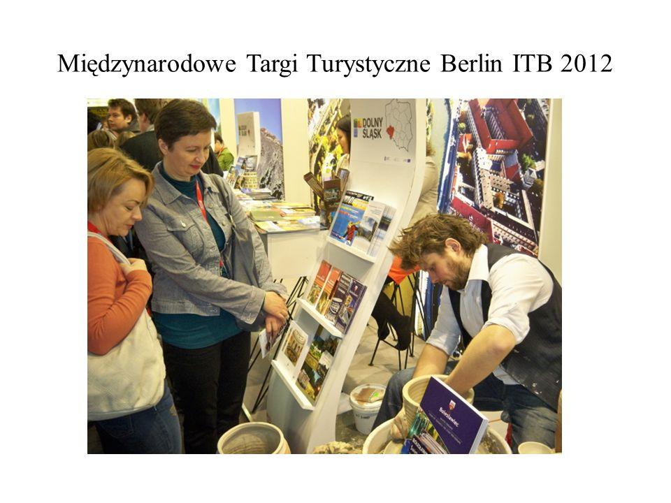 Międzynarodowe Targi Turystyczne Berlin ITB 2012