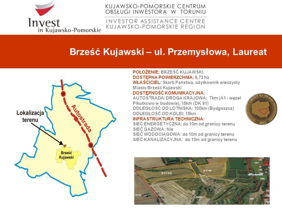 Brześć Kujawski – ul.