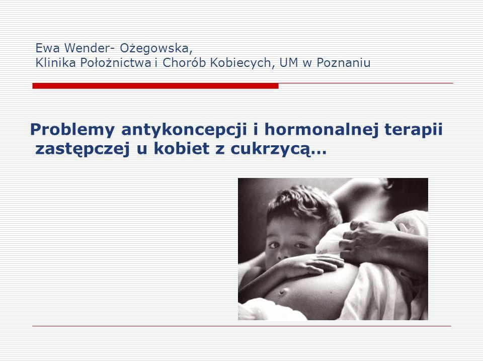 Nie wykazano negatywnego efektu progestagennych tabletek antykoncepcyjnych (NET 0,35 mg) u kobiet z cukrzycą na gospodarkę węglowodanową ani na lipidową ( Radberg T.
