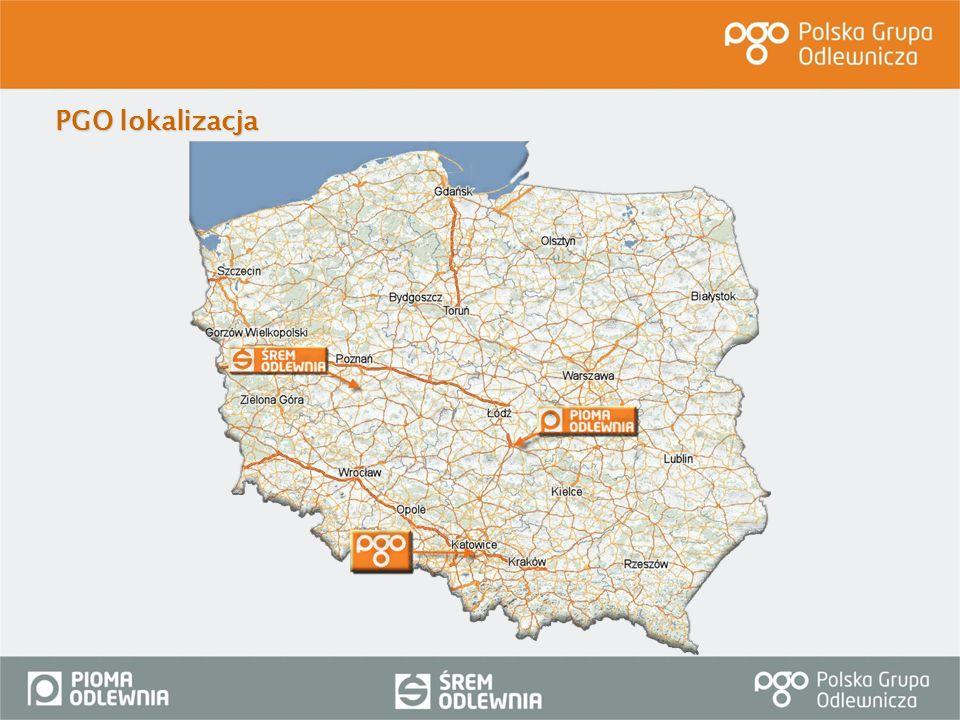 PGO lokalizacja