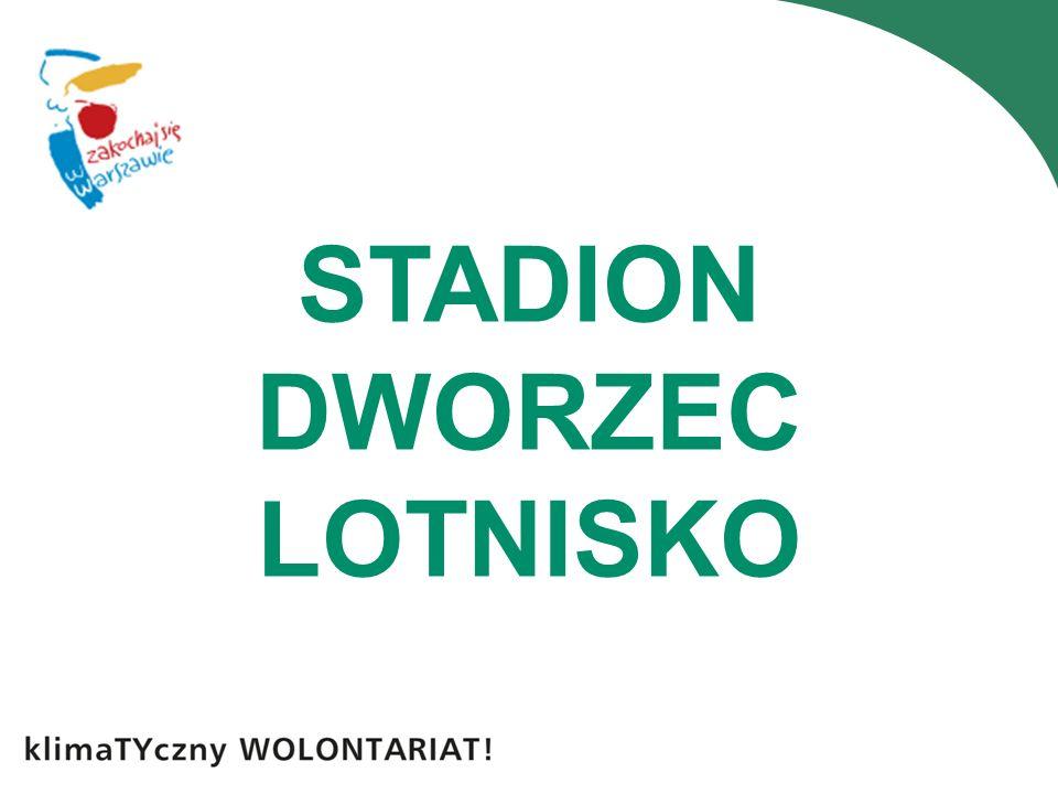 STADION DWORZEC LOTNISKO