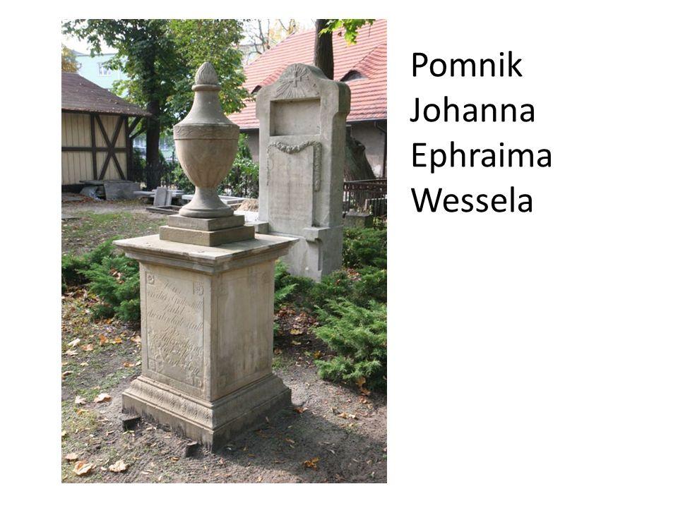 Pomnik Johanna Ephraima Wessela