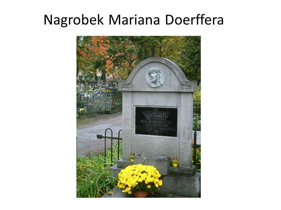Nagrobek Mariana Doerffera
