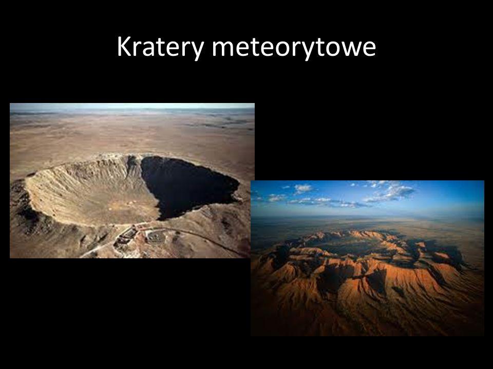 Kratery meteorytowe