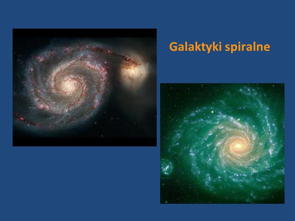Droga Mleczna Droga Mleczna jest galaktyką spiralną, liczącą około 500 miliardów gwiazd.
