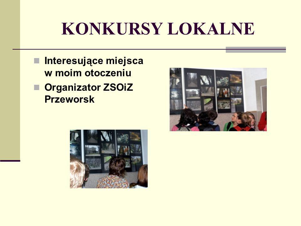 KONKURSY KRAJOWE Ogólnopolski Konkurs Turystyczno – Krajoznawczy WYCIECZKA Z KLASĄ TravelPolska sp.