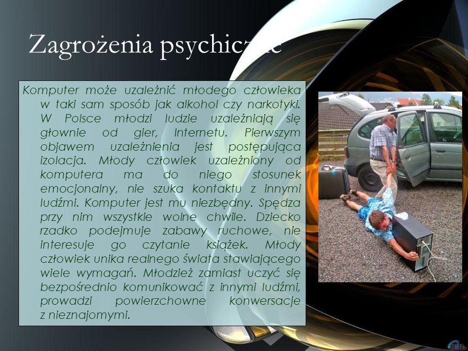 Źródła: http://www.youtube.com/watch?v=9hIQjrMHTv4 http://www.klosiedlce.pl/old/pages/public/pub_zagr.htm http://www.sciaga.pl/tekst/17946-18-rozwoj_internetu_i_komputerow http://www.sciaga.pl/tekst/45710-46-temat_korzysci_i_zagrozenia_zwiazane_z_rozwojem_zastosowan http://www.esciagi.info/historia-rozwoju-komputerow,935 http://pl.engadget.com/ http://g.infor.pl/ http://www.fizyka.umk.pl/~duch/ref/PL/01-biblio/index.html http://nokia.com http://dell.com Muzyka: Apocalyptica – Epiloque [relief] Dziękuję za uwagę Daniel Obrębski Klasa 3 Gimnazjum Rok 2009